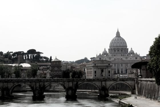 Ponte Sant' Angelo / Vaticano