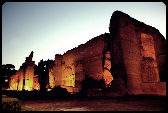 Terma di Caracalla